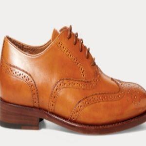 Mens Ralph Lauren Dress Shoes Calfskin